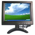 8 Inch HL-806B Headres/Desktop VGA Monitor with Touch Screeen For Car PC Industrial PC,Car display