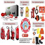 Total Range of Fire Safety systems, equipment and services