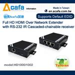 ACAFA HD HDMI Chainable Extender over CAT.5e/6 Extender 100m