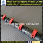carbon fiber telescopic pole using for cleaning,ca