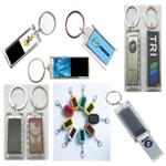 Solar Energy Key Chain