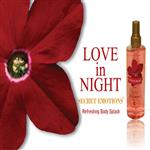 Secret Emotions Body Splash Love in Night , Secret Emotions  معطر الجسم الحب في الليل