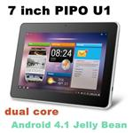 Pipo U1 Pro Cortex A9 1.6GHz Dual Core Android 4.1Bluetooth Dual Camera