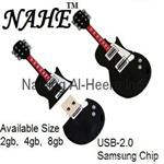Guitar USB Flash Drive AHE1307