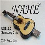 Guitar USB Flash Drive AHE1308