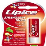 Lipice Strawberry Touch Lip Balm
