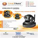Wireless IP Camera Capture Every Moment of Time - Wireless IP Camera with IR Night Vision