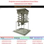 Motorized Projector Lift/China Projector Lift Manufacturer(Supply to all over the world)
