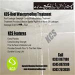 Roof Waterproofing Services in Karachi