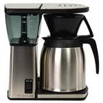 Bonavita Exceptional Brew 8 cup coffee maker with glass carafe